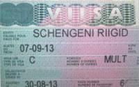 Документы на шенгенскую визу