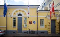 Посольство и консульства Дании