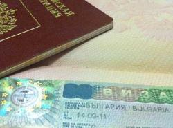 Болгария изменила условия въезда по шенгенским визам