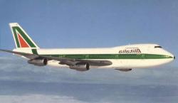 В эти выходные скидки у итальянской авиакомпании Alitalia