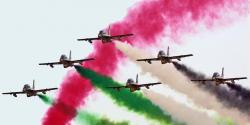 Авиашоу Дубаи откроют для широкой публики