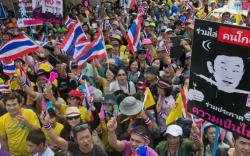 Русским туристам не следует в ближайшее время посещать Бангкок