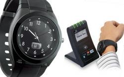 Газпромбанк выпускает карты с возможностью оплаты через наручные часы