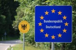 Германия временно вводит погранконтроль