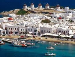 Безвизовый режим распространится на 7 греческих островов