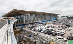 Аэропорт Санкт Петербурга переводит все внутренние рейсы в новый терминал