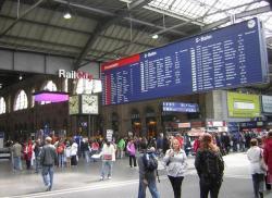 В середине ноября открывается инфоцентр для туристов в Цюрихе
