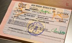 Российские граждане  получат возможность открывать визы в Индию уже после прибытия в страну