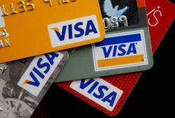 VISA увеличивает комиссию за обналичку