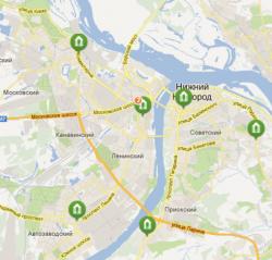 Приватбанк в Нижнем Новгороде