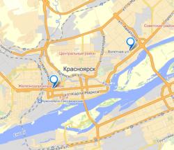 Банк Открытие в Красноярске