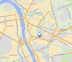 Банк Открытие в Пскове