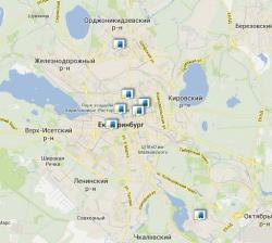 Газпромбанк в Екатеринбурге