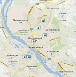 Газпромбанк в Новосибирске