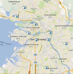 Газпромбанк в Санкт-Петербурге