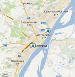 Газпромбанк в Волгограде