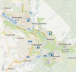 Газпромбанк в Брянске