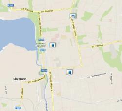 Газпромбанк в Ижевске