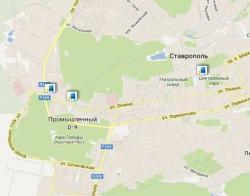 Газпромбанк в Ставрополе