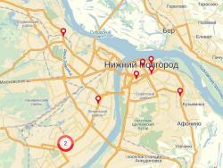 Росбанк в Нижнем Новгороде