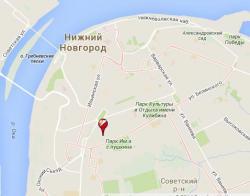 Юникредит банк в Нижнем Новгороде