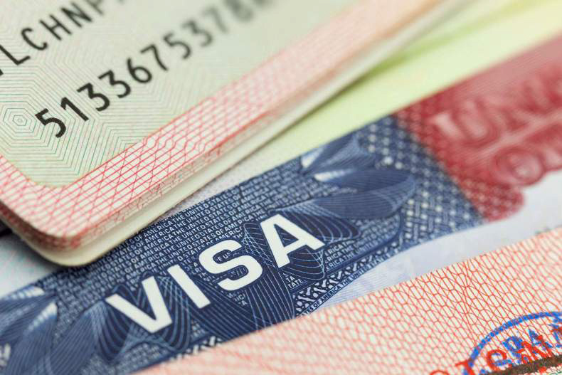 Как получают визу
