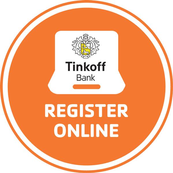 Онлайн заявка Банка Тинькофф