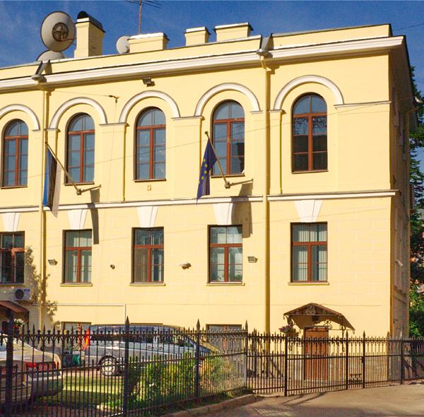 Посольство и консульства Эстонии