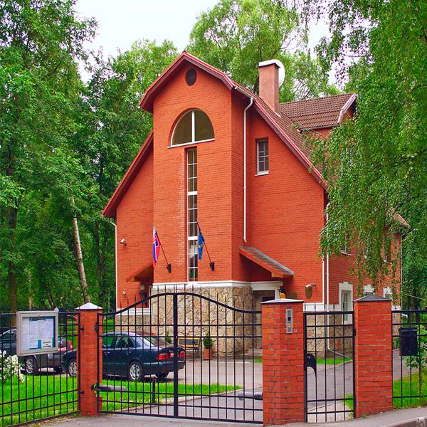 Посольство и консульства Словакии