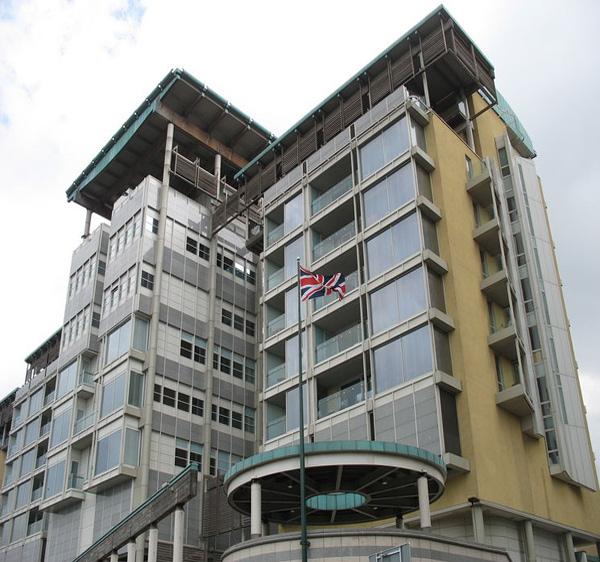 Посольство и консульства Великобритании