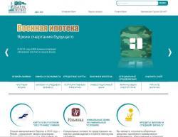 Сайт Банка Зенит