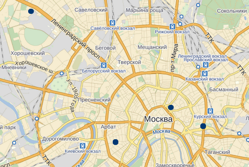 western union филиалы в москве: