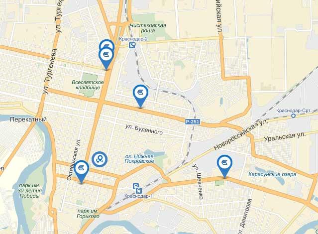 ПАО РОСБАНК в Тольятти, адреса, телефоны и режим